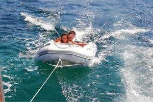 Barca auxiliar daychartermallorca